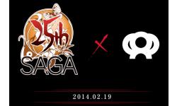 Saga 25e anniversaire