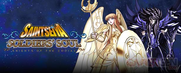 Saint Seiya Soldiers Soul bonus pre?commande