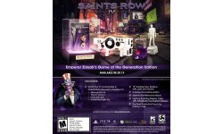 Saints Row IV 26 07 2013 collector Emperor Zyniak