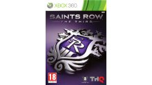 saints row the third jaquette xbox 360