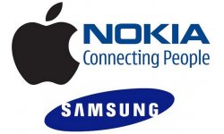samsung apple nokia