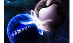 Samsung apple vignette