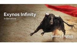 samsung exynos infinity barcelona mwc2014
