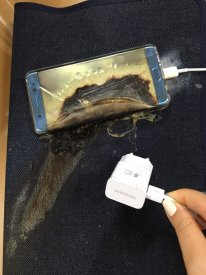 Samsung Galaxy Note 7 combustion5