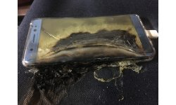Samsung Galaxy Note 7 combustion7