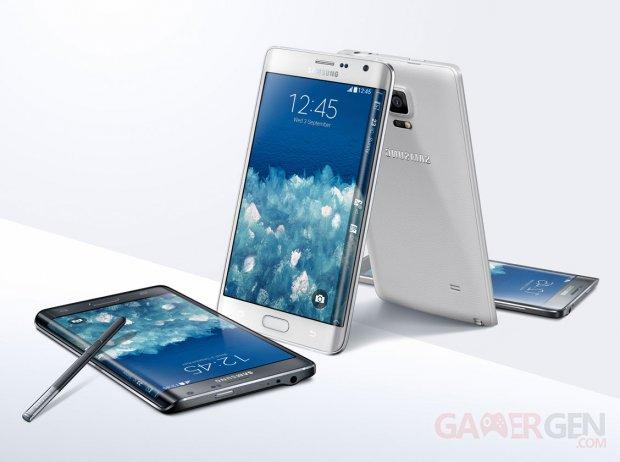 Samsung Galaxy Note Edge photos 1