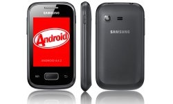 Samsung Galaxy Pocket KitKat Android 4 4 2