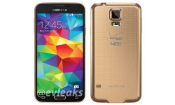 samsung galaxy s5 or cuivre 1
