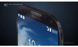 samsung galaxy s5 sgs5 set solution concept