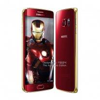 Samsung Galaxy S6 Edge Iron Man
