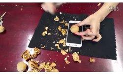Samsung Galaxy S6 / S6 Edge : un test de résistance qui casse les noix