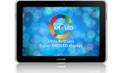 samsung galaxy tab super amoled
