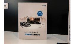 Samsung GalaxyTab GameEdition gamepad