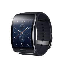 Samsung Gear S Blue Black 2