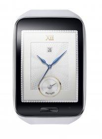 Samsung Gear S Pure White 1