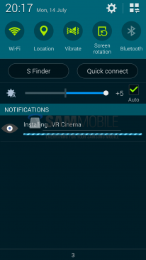 Samsung Gear VR application 04