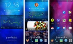 samsung nouvelle interface touchwiz test