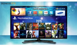 Samsung TV PlayStation Now