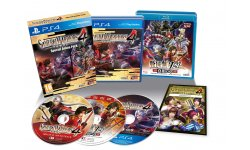 Samurai Warriors 4 edition collector 23.07.2014