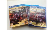 Samurai Warriors 4 edition collector  (4)