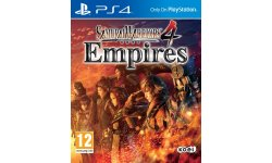Samurai Warriors 4 Empires jaquette