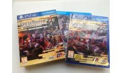 Samurai Warriors 4: petit déballage photo de l'édition collector