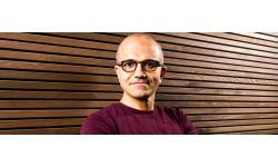 Satya Nadella CEO Microsoft