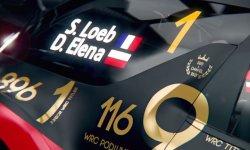 Sébastien Loeb Rally Evo Citroen DS3 head