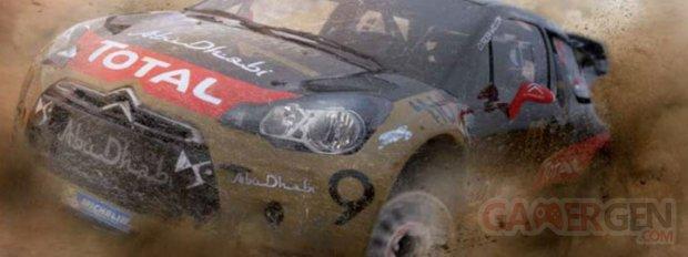 Sebastien Loeb Rally Evo Date de sortie Banner