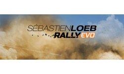 Sebastien Loeb Rally Evo logo banner