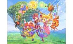 Secret of Mana artwork