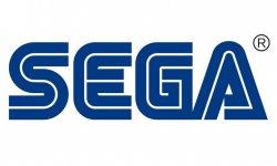 SEGA logo head