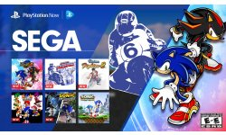 SEGA PlayStation Now images