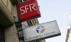 sfr bouygues telecom