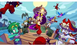 Shantae Half Genie Hero captures et illustrations   Wayforward 19