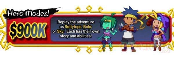Shantae Half Genie Hero, Hero Modes