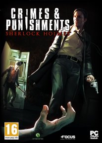 Sherlock Holmes Crimes Punishments jaquette