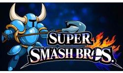 Shovel Knight Super Smash Bros head