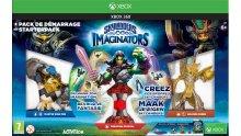 Skylanders Imaginators jaquette  xbox 360