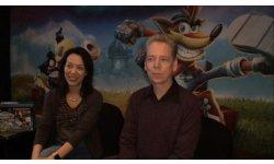 Skylanders Imaginators Paul Reiche Jennifer O Neal head