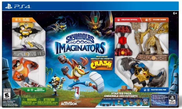Skylanders Imaginators Starter Pack DrNeoCortex Final HiRes