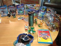 skylanders superchargers racing 3ds unxboxing reportage press conference debrief photo amiibo bowser 13