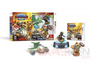 skylanders superchargers racing pack 3ds visuel