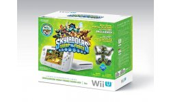 skylanders swap force bundle wiiu pack console