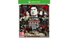 Sleeping Dogs jaquette PEGI Xbox One