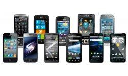 smartphones head
