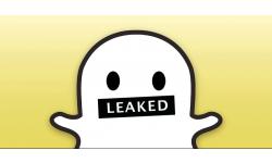 snapchat logo leaked