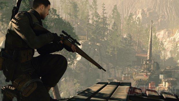 Sniper Elite 4 image screenshot 1