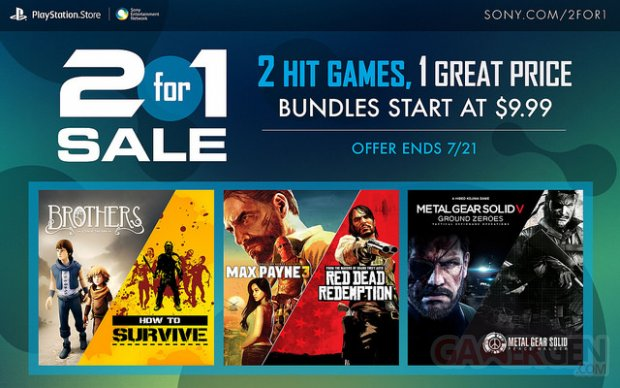 solde playstation store nord americain