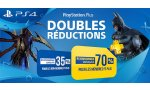 soldes playstation store doubles reductions playstation plus chaud devant
